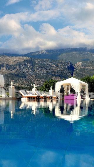 Lukka Exclusive Hotel Pool