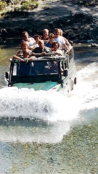 Have an Extra-Ordinary Day with Jeep Safari at Saklikent