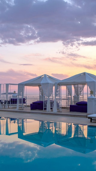 Experience a Unique Sunset at Lukka Exclusive Hotel