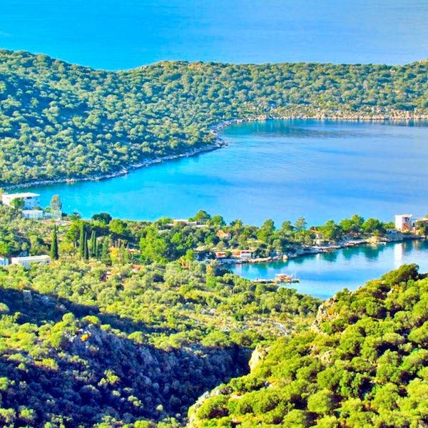Limanağzı'nın Doğal Güzelliği
