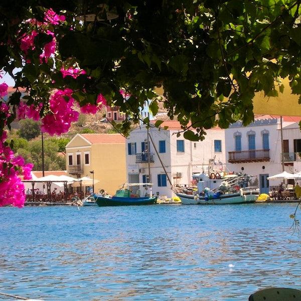 Büyüleyici Yunan Adası Meis
