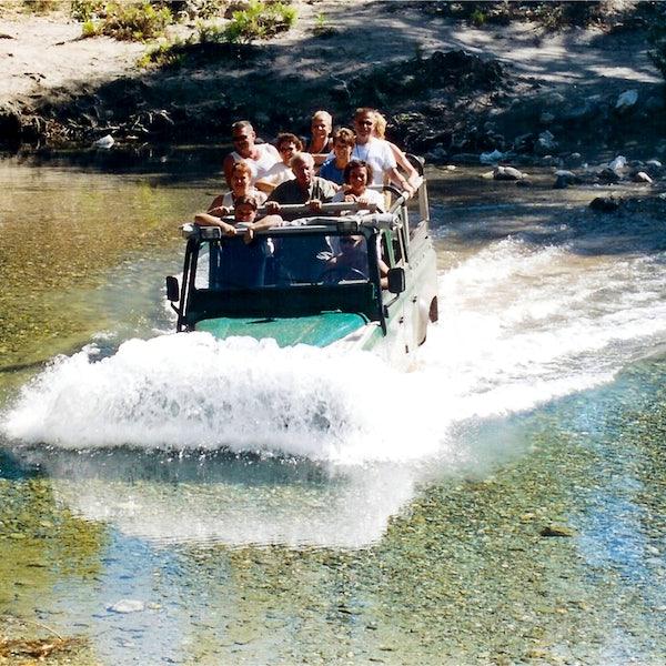 Jeep ile Saklıkent Safari