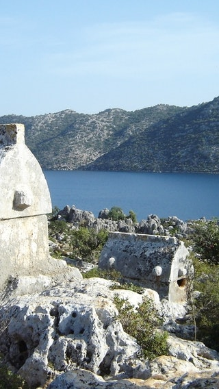 Go On a Hike in The Lycian Way