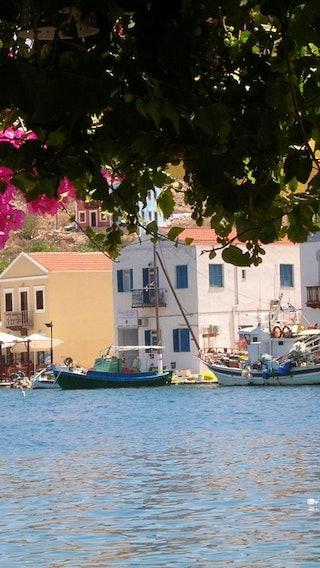 Visit the Nearest Greek Island to Turkey, the Beautiful Kastellorizo