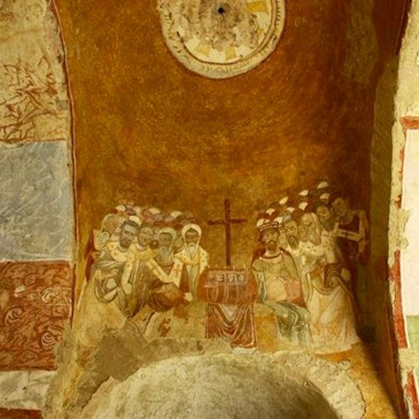 St. Nicholas Kilisesi Duvar Resimleri
