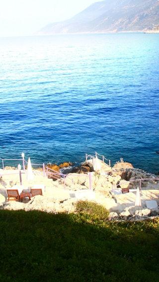Enjoy the Sea at Lukka