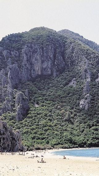 Olympos, Mountain of the Gods.