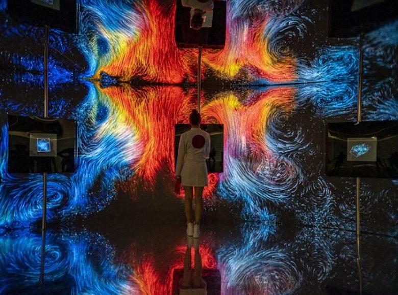 ARKHE : A Digital Alchemy Experience
