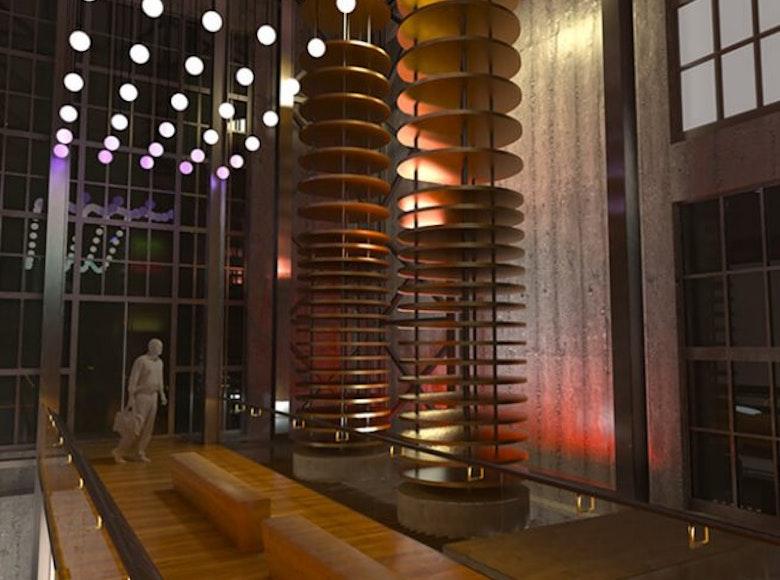 HASANPASA GAZHANE ENERGY MUSEUM